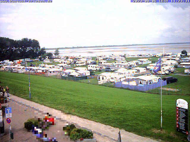 Webcam Nordsee Camping Dangast Rennweide
